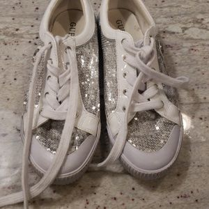 Guess sparkly sneakers